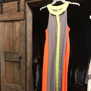 Never been worn summer long dress